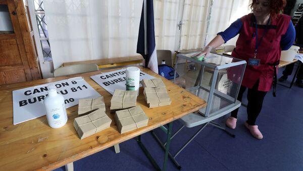 Élections municipales en France - Sputnik France