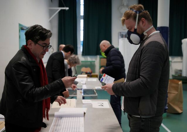 élections municipales en France, le 15 mars 2020