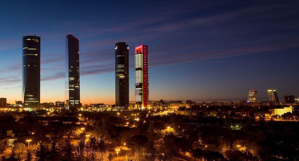 Les Quatre tours de Madrid