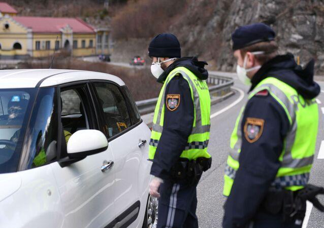 Police autrichienne