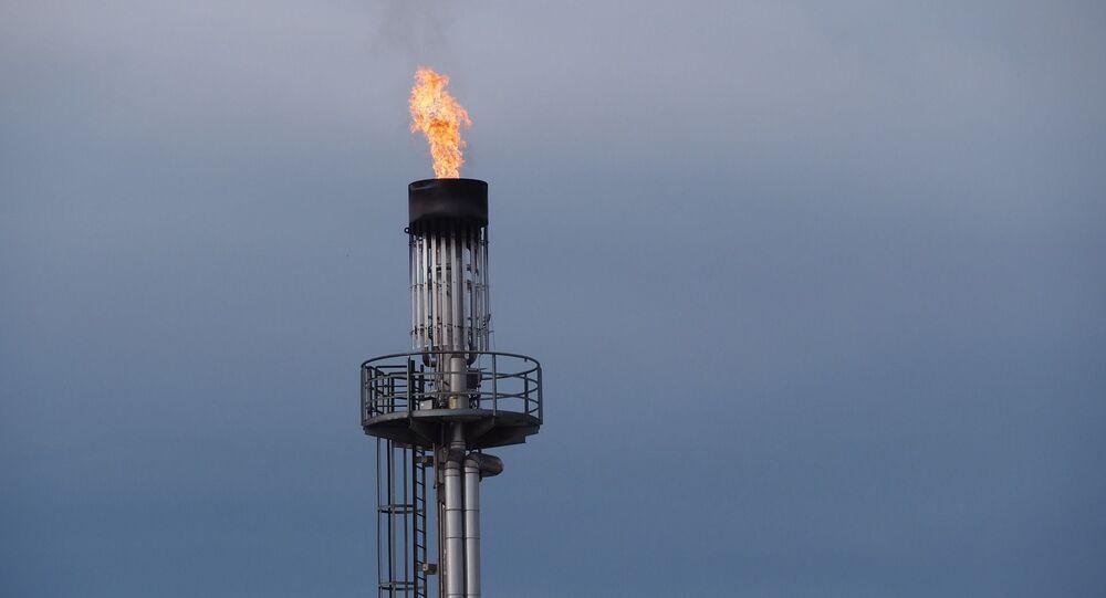 Industrie pétrolière (image d'illustration)
