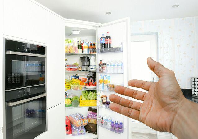 Un frigo bien rempli