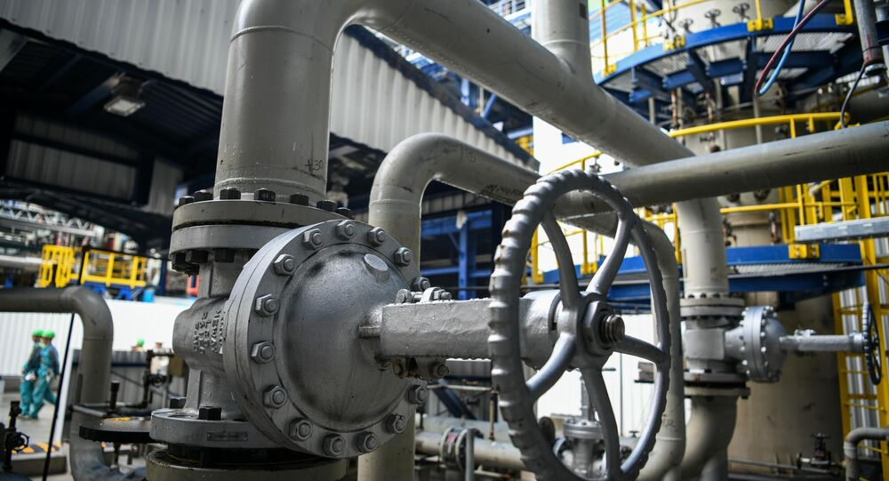 Une raffinerie de pétrole (archive photo)