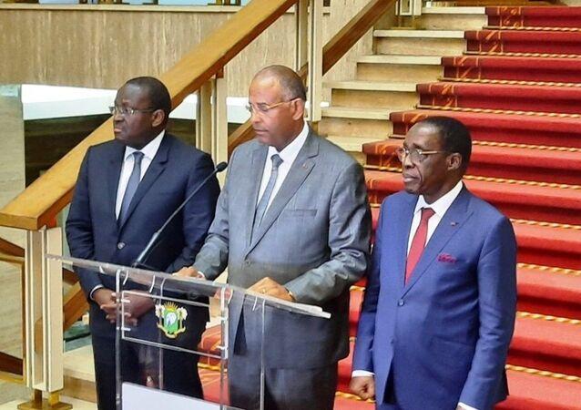Le Conseil national de sécurité ivoirien a décidé d'interdire l'entrée au non-Ivoiriens venant de pays ayant plus de 100 cas déclarés de coronavirus.