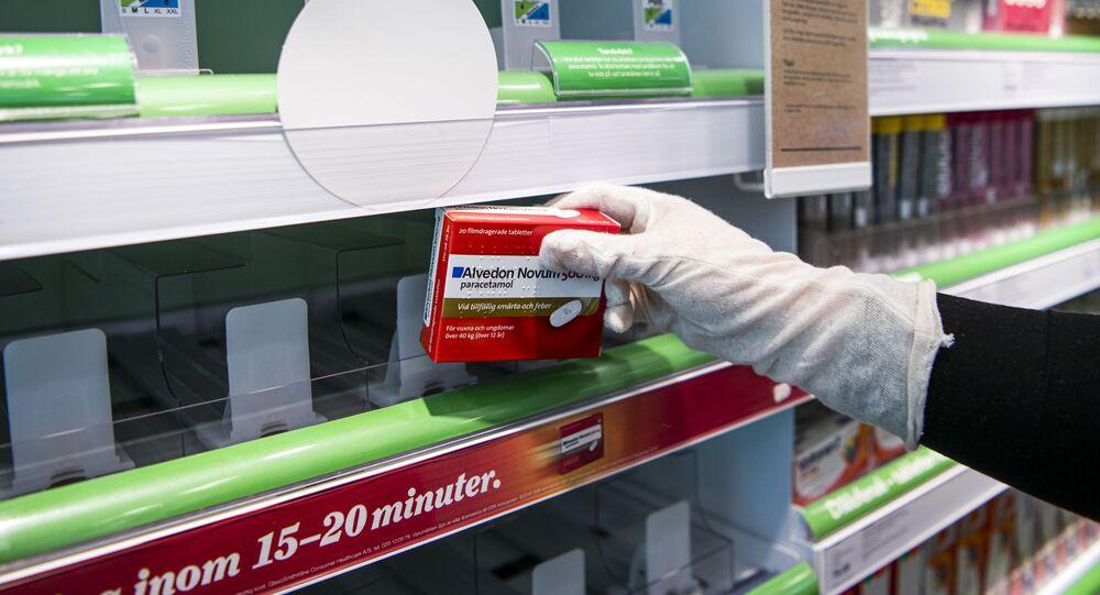 Coronavirus : la vente de paracétamol limitée à partir de mercredi