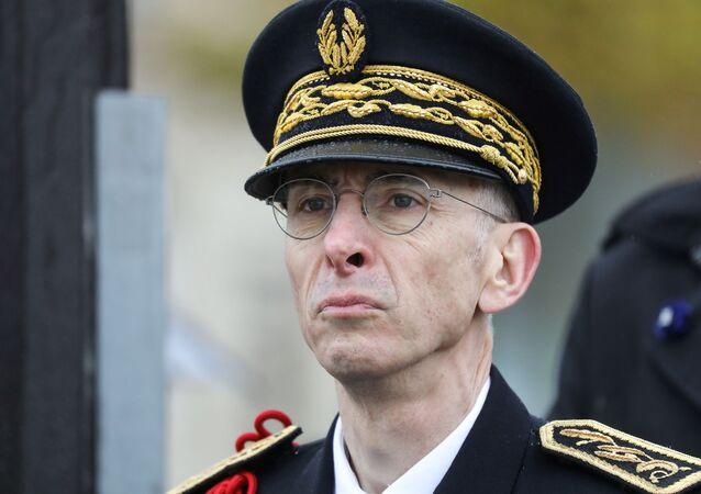 Le préfet Didier Lallement