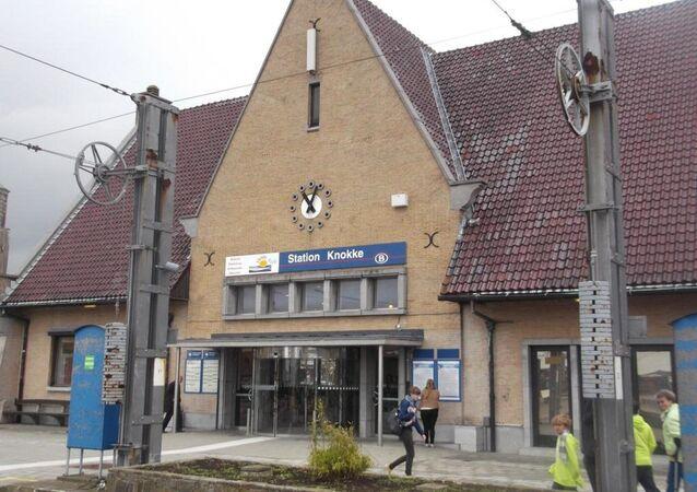 Station Knokke