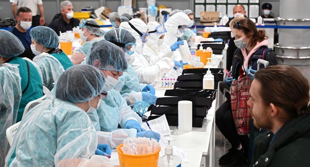 Coronavirus (COVID-19): Entrée en Russie (Mis à jour le 09/03/2020)