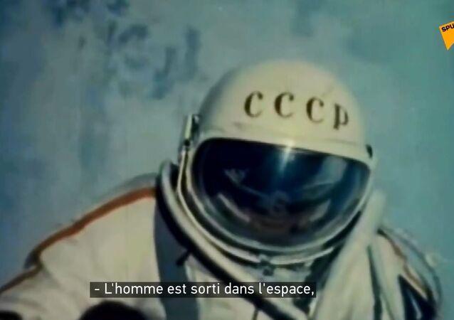 Alexeï Leonov: 12 minutes dans l'Univers