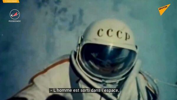 Alexeï Leonov: 12 minutes dans l'Univers - Sputnik France