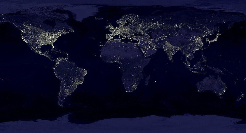 Des continents (image d'illustration)