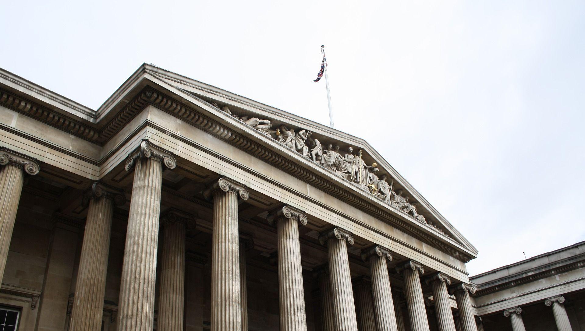 British Museum - Sputnik France, 1920, 28.07.2021