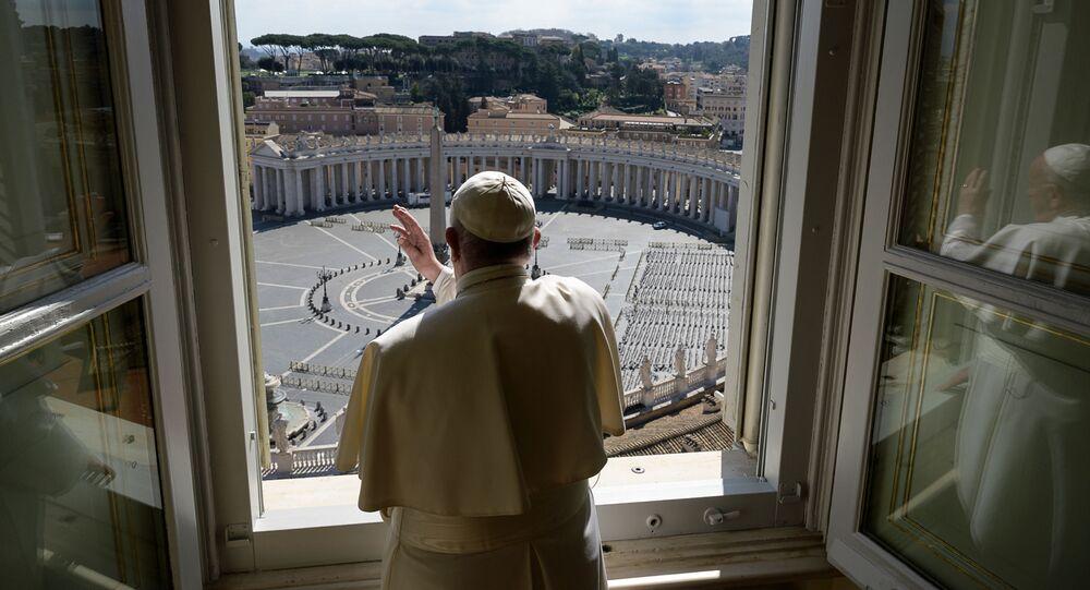 Le pape François de nouveau testé négatif au Coronavirus