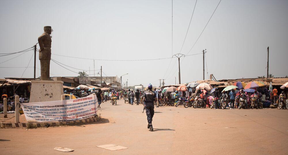 Bangui, République centrafricaine