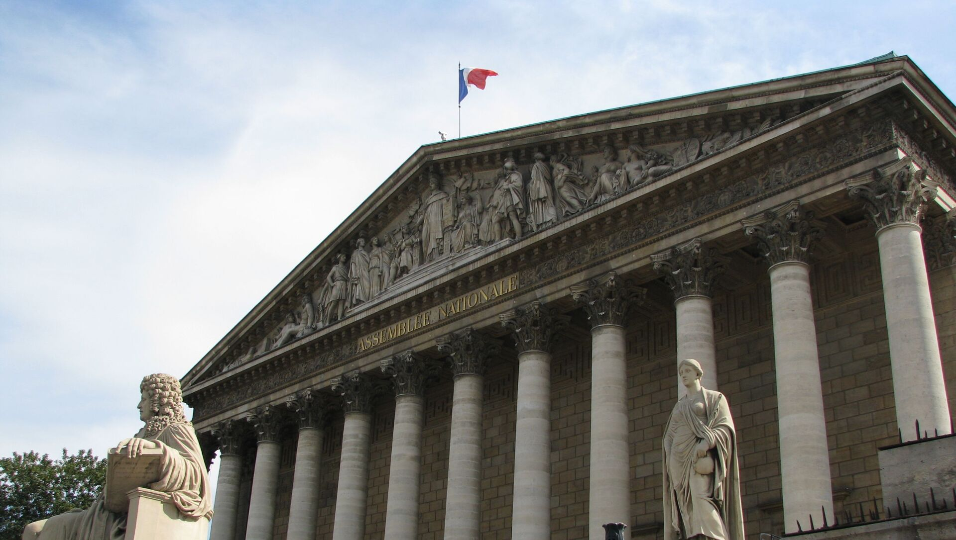 Assemblée nationale  - Sputnik France, 1920, 23.07.2021