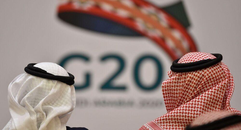 Logo de G20