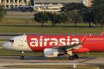 Un Airbus A320 d'AirAsia (archive photo)