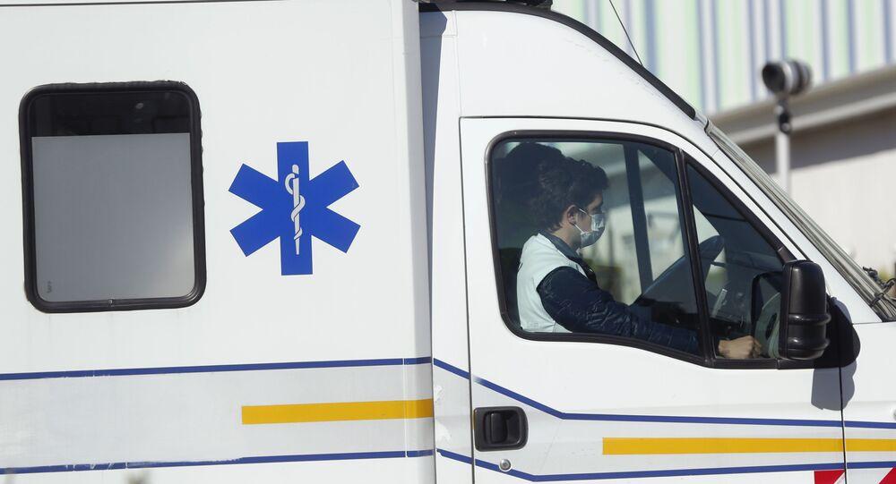 Un véhicule médicalisé, image d'illustration