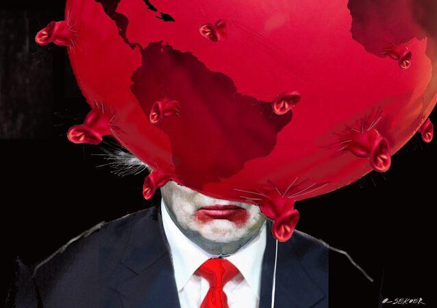 Des dessinateurs contre le coronavirus: un concours international de caricatures en Iran