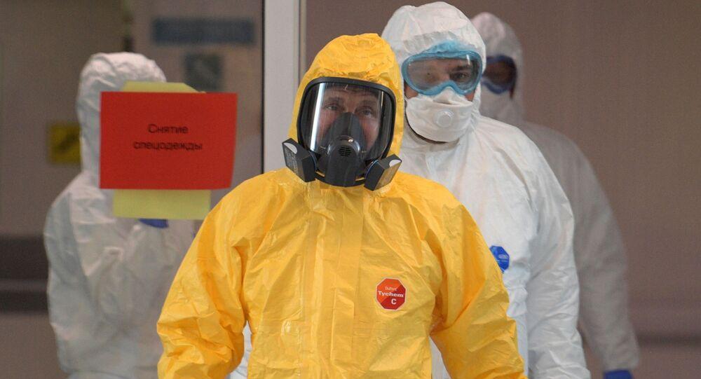 La Russie ferme ses frontières pour faire face à la pandémie — Coronavirus