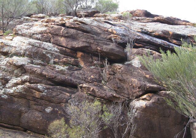 Wilpena Pound, Australie Méridionale