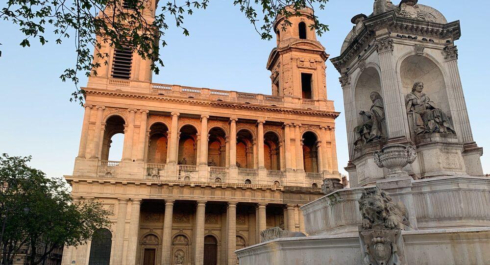 Les églises de Paris font sonner leurs cloches en solidarité face au coronavirus