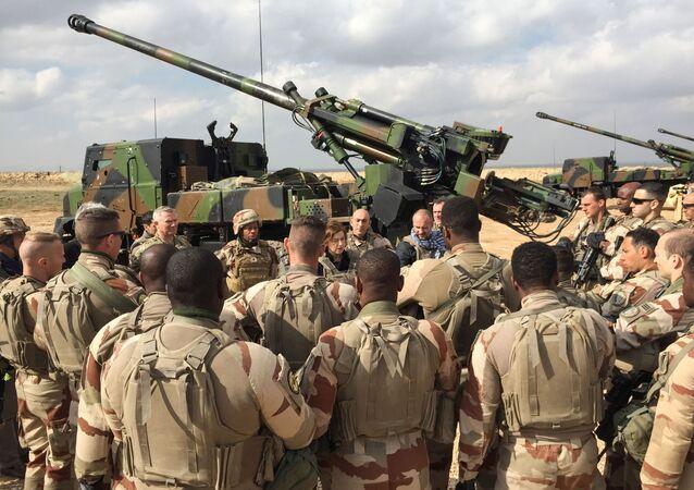 Militaires de l'opération Chammal