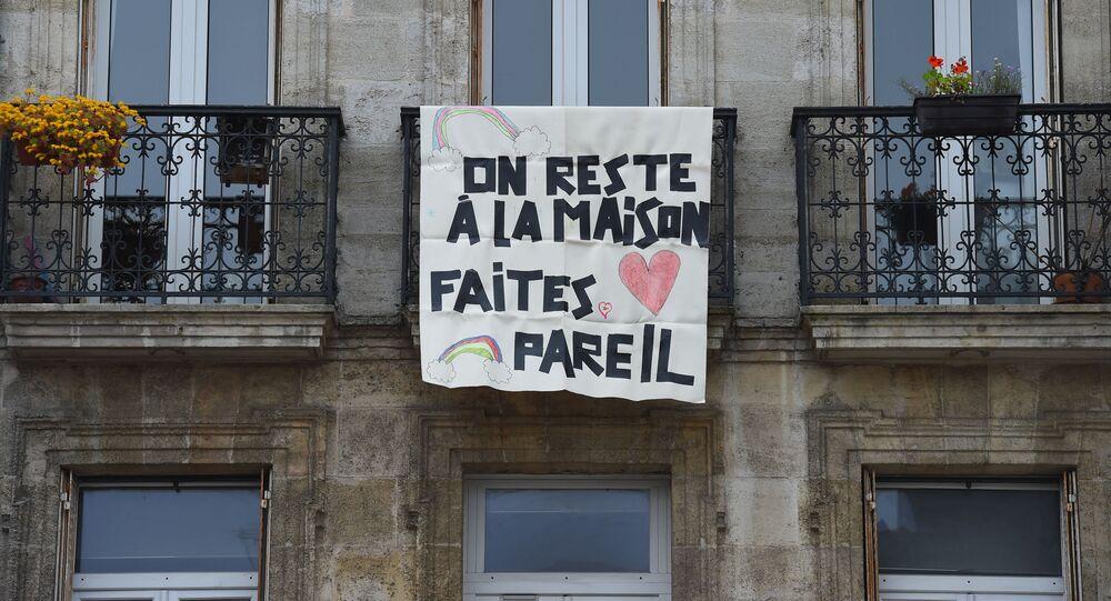Le confinement en France, image d'illustration