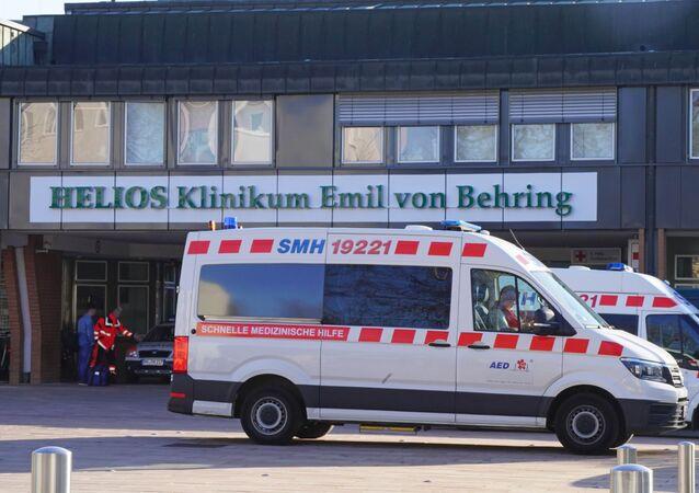 Coronavirus en Allemagne