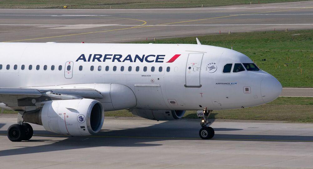 Air France, image d'illustration
