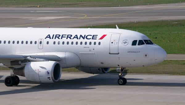 Air France - Sputnik France