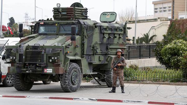 L'armée dans les rues de Tunis pour faire respecter le confinement. - Sputnik France