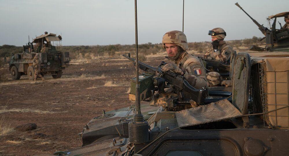 Armée française au Sahel