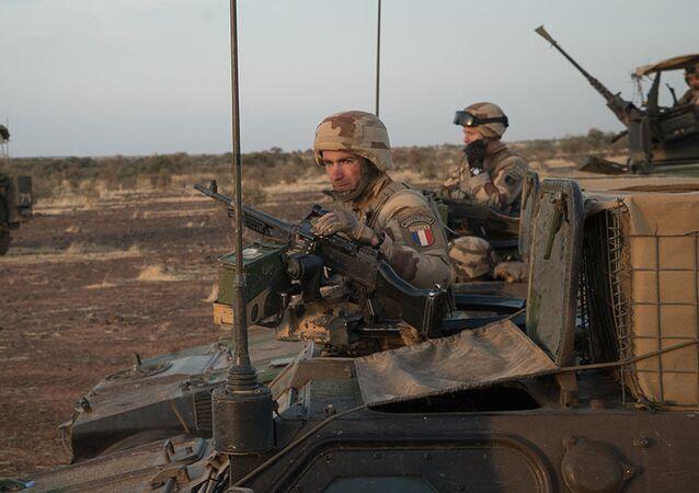 Armée française au Sahel/opération Barkhane