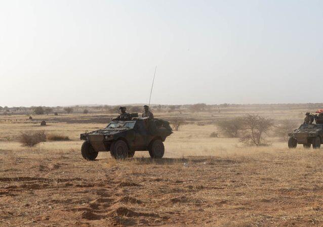 L'armée française au Sahel (photo d''archives)