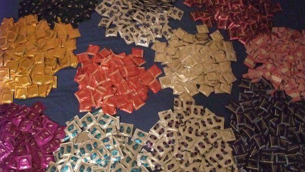 A large pile of condoms - Sputnik France