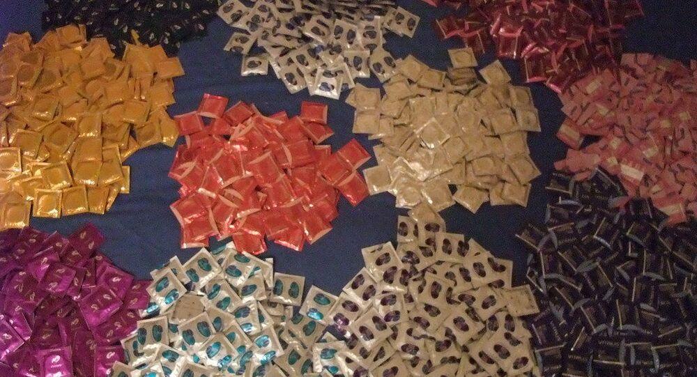 Vers une pénurie mondiale de condoms