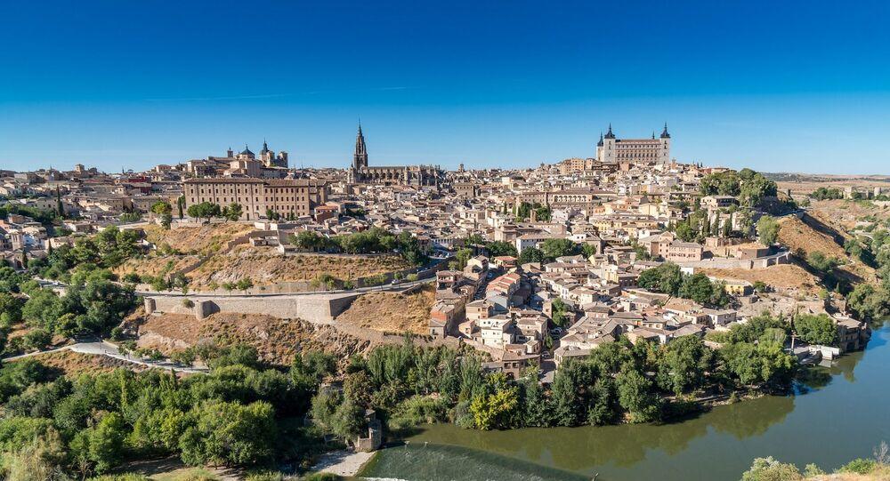 Tolèdo, Espagne