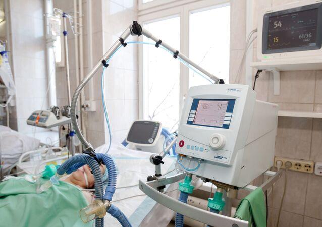 Un respirateur artificiel (image d'illustration)