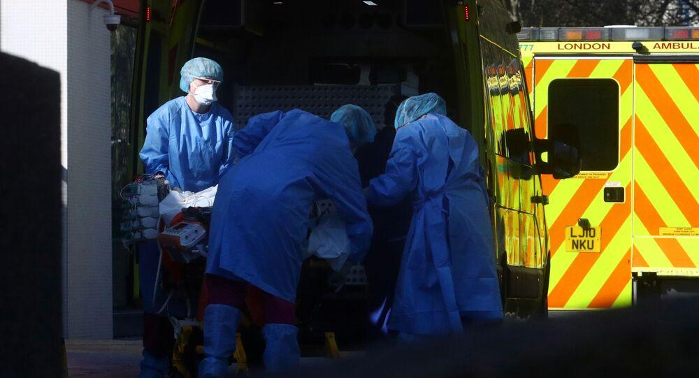 Coronavirus au Royaume-Uni