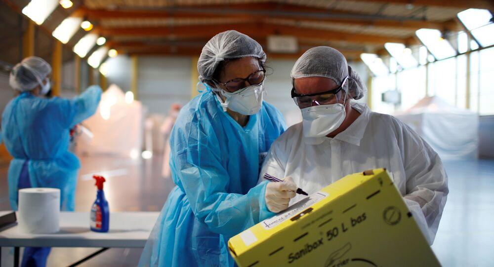 Des médecins (archive photo)