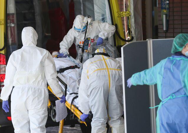 Épidémie de coronavirus en Espagne (archive photo)