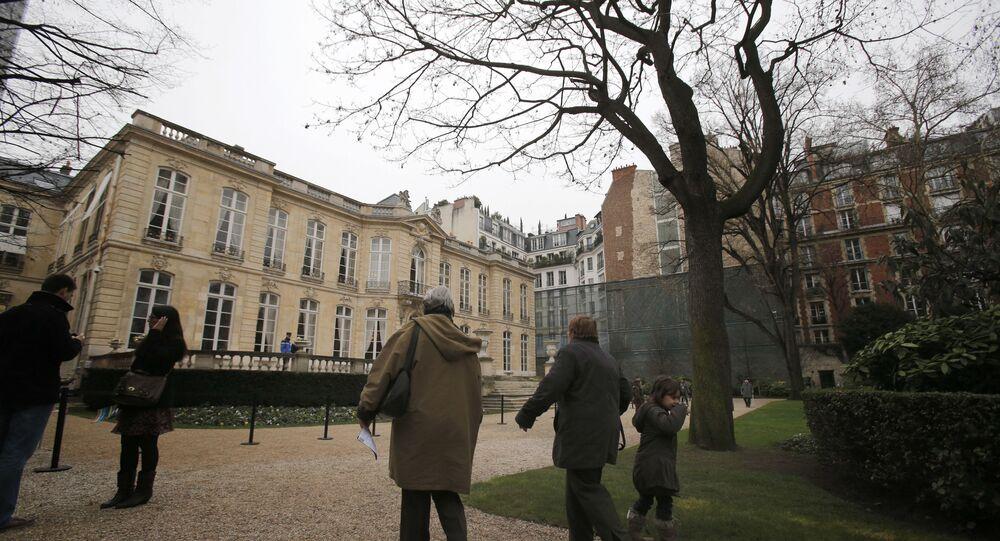 Hôtel Matignon (archives)