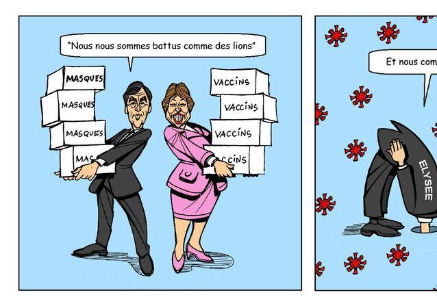 Comparé à la gestion de la grippe H1N1, le gouvernement a-t-il fait l'autruche face au Covid-19?