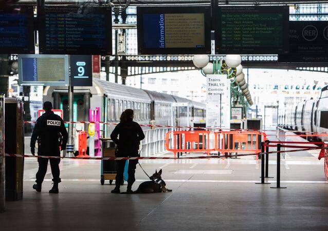 Gare du Nord à Paris (photo d'archives)
