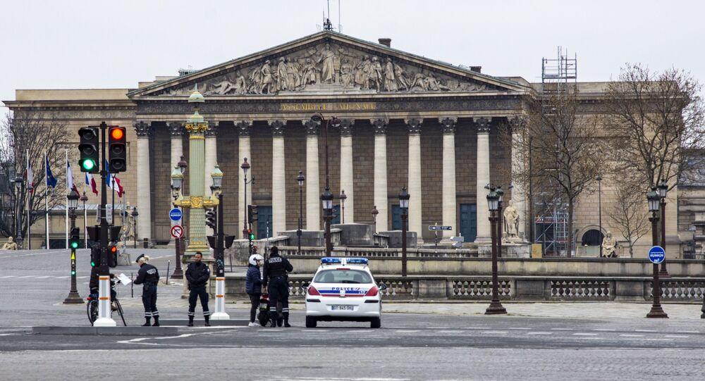 Assemblée nationale sur la période du confinement