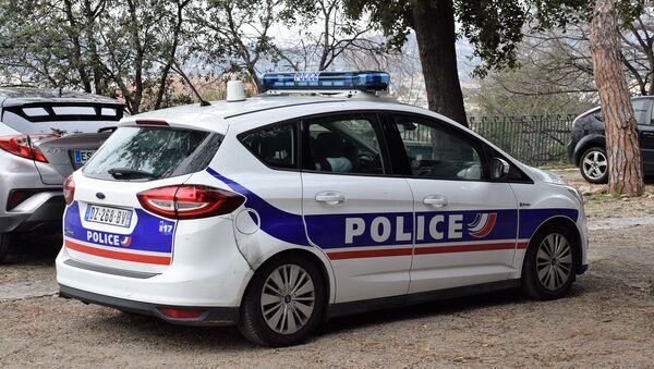 Voiture de police - Sputnik France