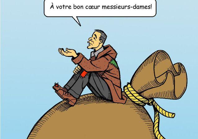 En pleine crise du coronavirus, l'État fait l'aumône auprès des Français