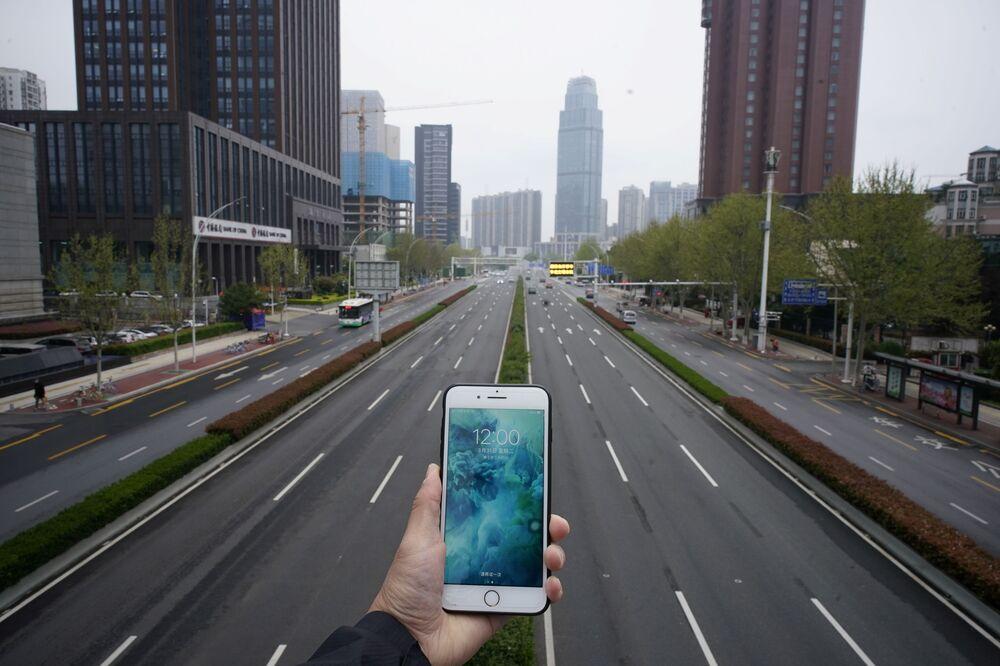 La ville de Wuhan