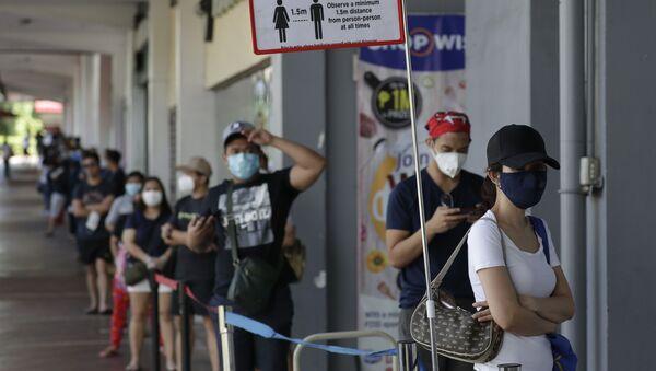Situation aux Philippines avec le coronavirus - Sputnik France